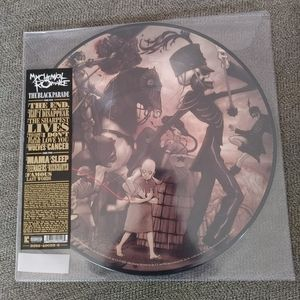 My chemical romance pic disk